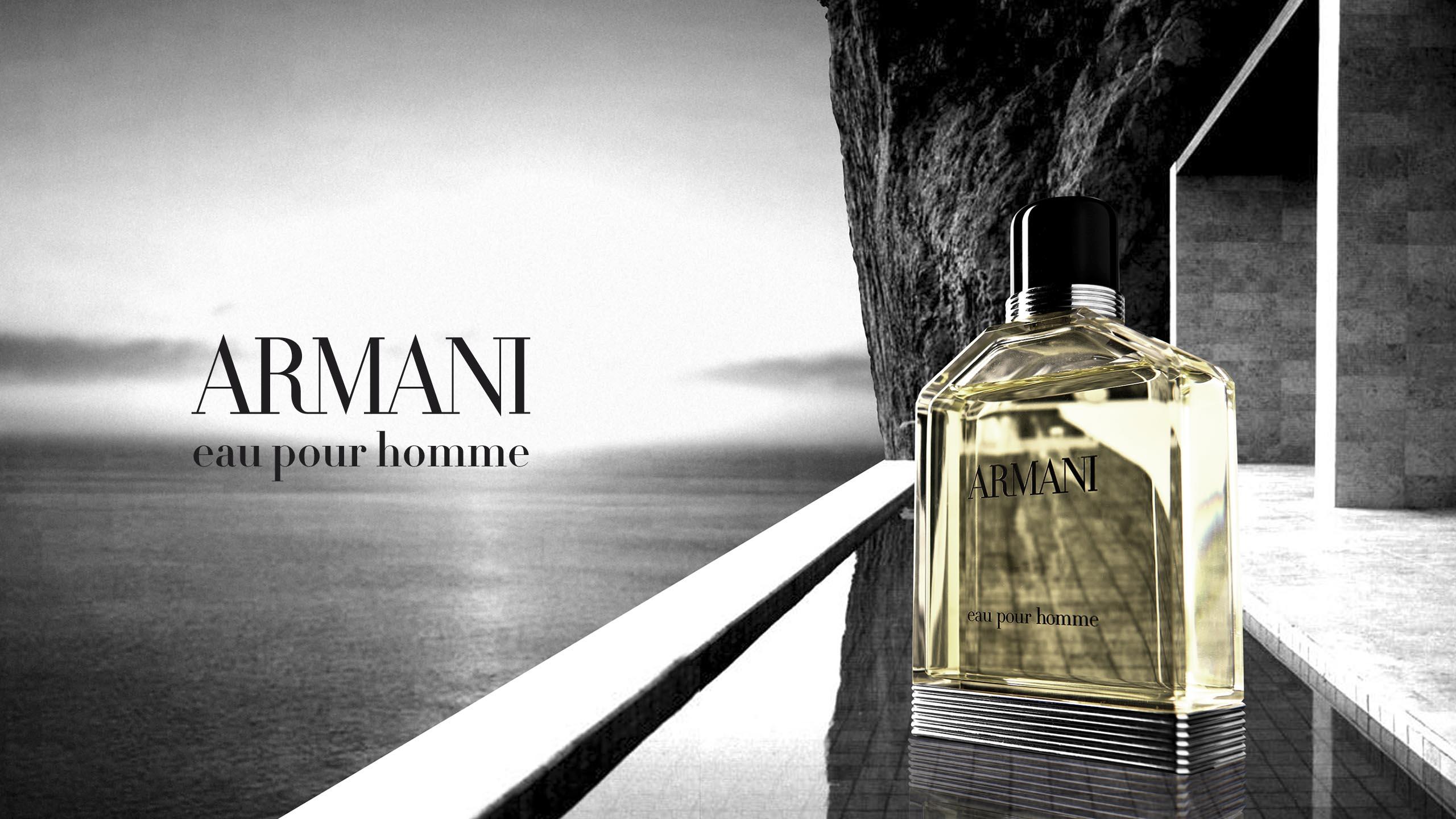 Giorgio Armani, Eau pour Hommes