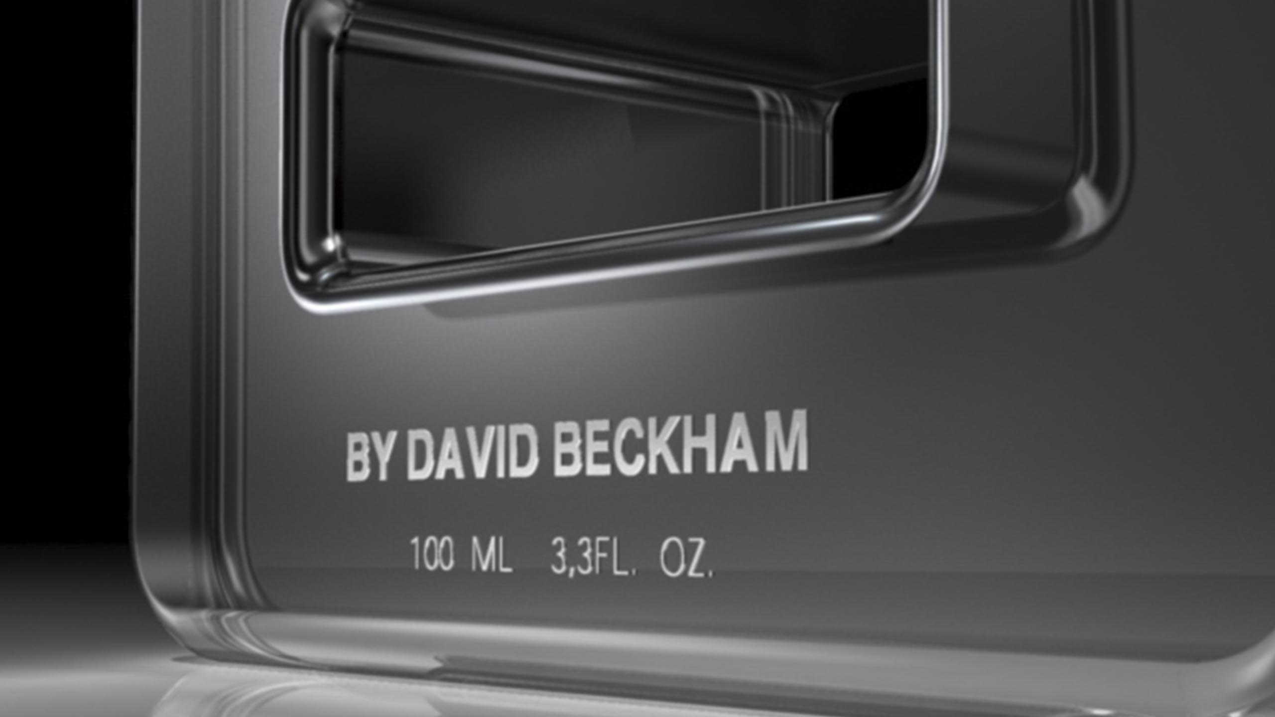 David Beckham fragrance