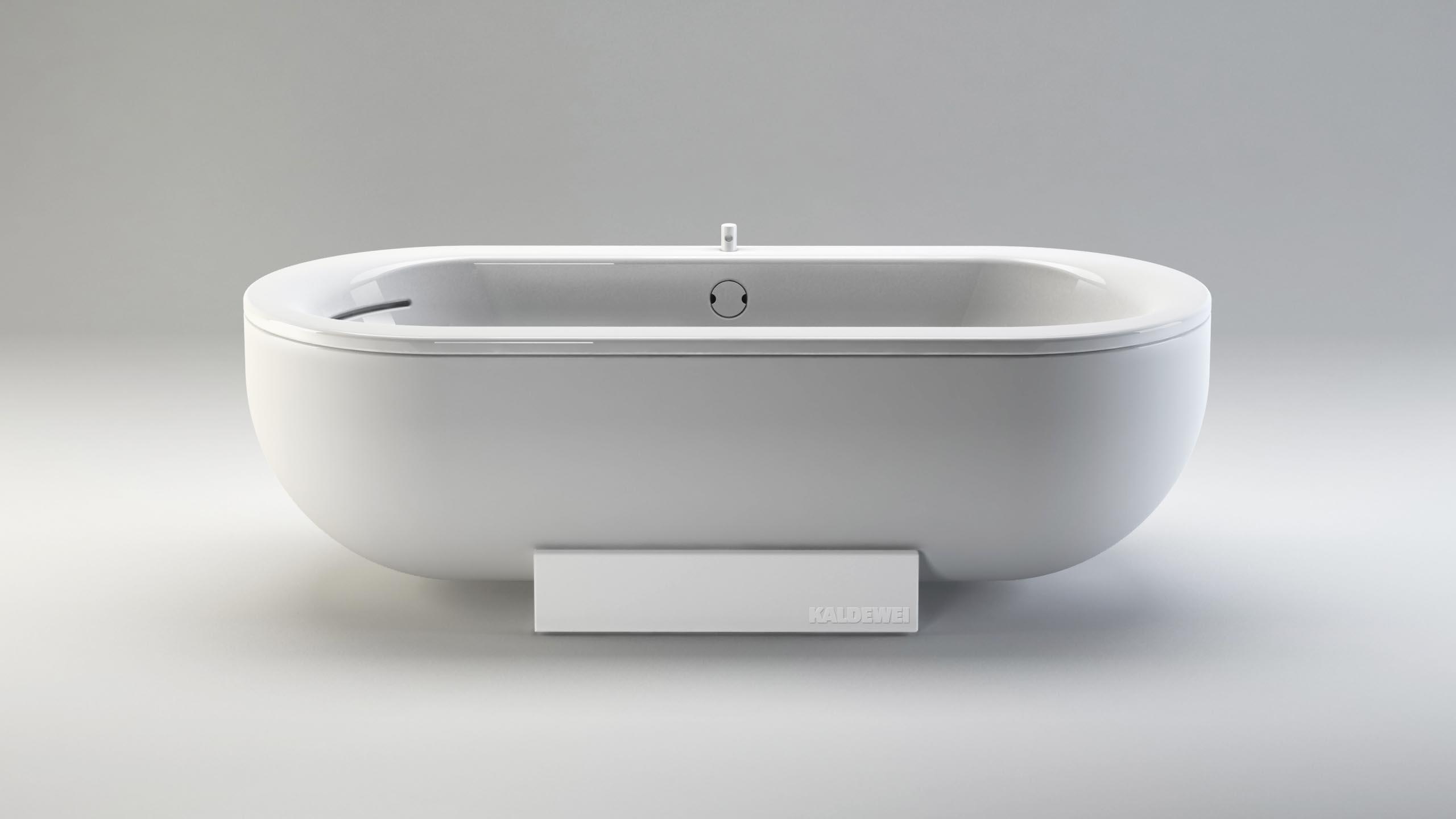Kaldewei enamel bathtub